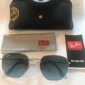 Made in Italy! Ray Ban unisex sunglasses